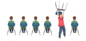کاردرمانی در نقص توجه بیش فعالی
